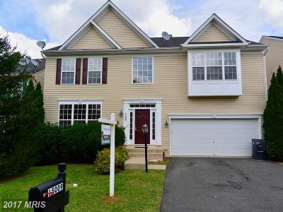 Woodbridge Single Family Home For Sale: 15009 Lutz Court