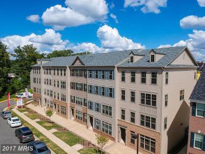 Woodbridge Townhouse For Sale: 14825 Chrysler Court