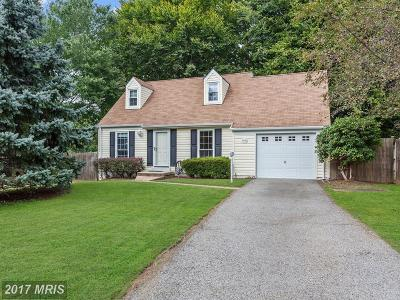 Woodbridge Single Family Home For Sale: 5490 Saddler Lane