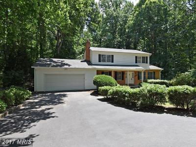 Woodbridge Single Family Home For Sale: 12793 Old Bridge Lane