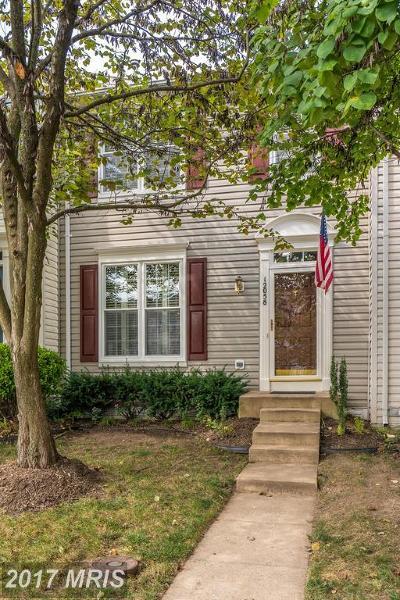 Bristow Townhouse For Sale: 12058 Elliots Oak Place