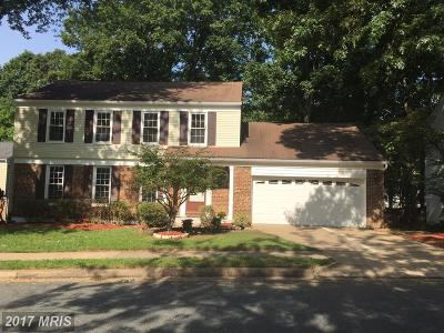 Dumfries Single Family Home For Sale: 15916 Fairway Drive