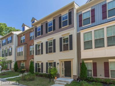 Occoquan Townhouse For Sale: 1406 Occoquan Heights Court