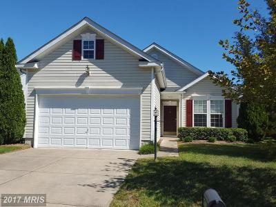 Dumfries Single Family Home For Sale: 17438 Four Seasons Drive