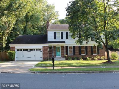 Dumfries Single Family Home For Sale: 4099 Shady Knoll Court