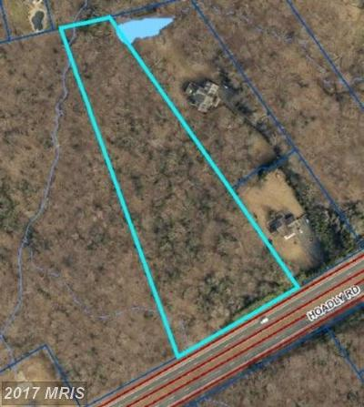 Woodbridge Residential Lots & Land For Sale: 7080 Hoadly Road