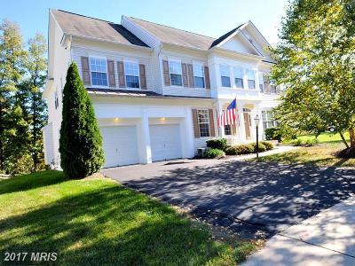 Bristow VA Single Family Home For Sale: $589,990