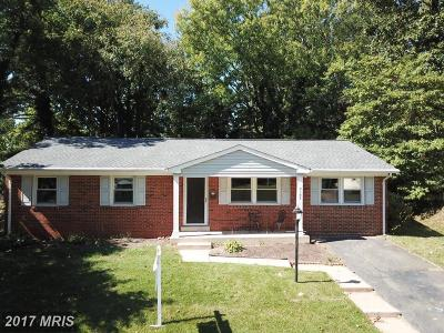 Single Family Home For Sale: 4103 Granby Road
