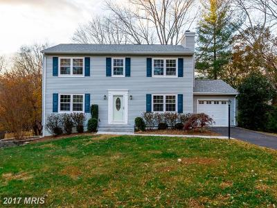 Woodbridge Single Family Home For Sale: 3488 Lyon Park Court