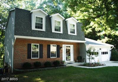 Single Family Home For Sale: 15084 Barkwood Drive