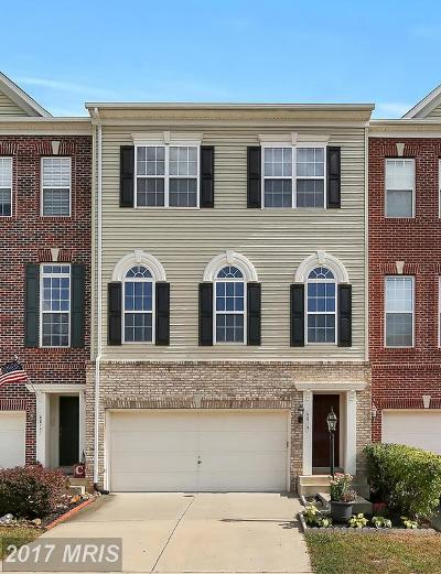 Haymarket Townhouse For Sale: 6819 Hartzell Hill Lane