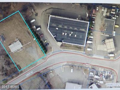 Manassas Park Residential Lots & Land For Sale: 8308 Rugby Road