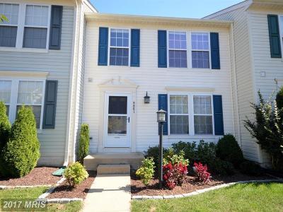 Bristow Townhouse For Sale: 9061 Falcon Glen Court