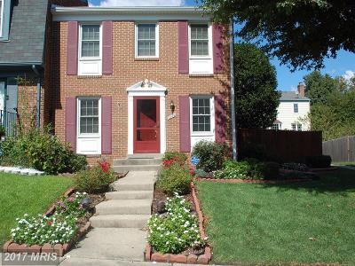Woodbridge Townhouse For Sale: 2924 Seminole Road