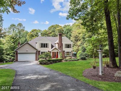 Woodbridge Single Family Home For Sale: 5501 Single Oak Hill Court