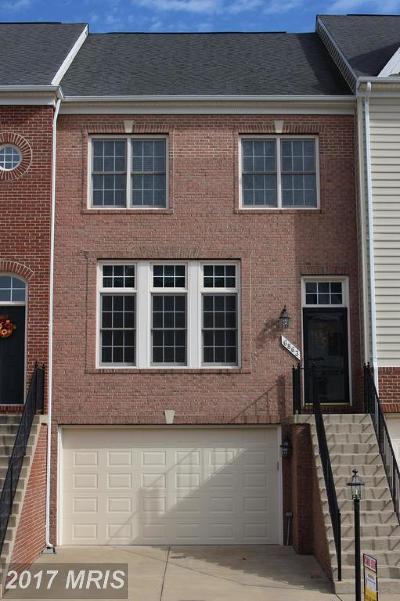 Gainesville Townhouse For Sale: 6863 Witton Circle