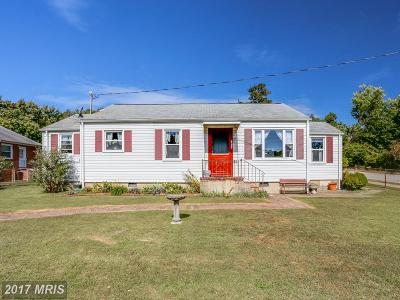 Woodbridge Single Family Home For Sale: 1400 E Street