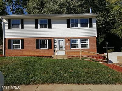 Woodbridge Single Family Home For Sale: 4416 Hemingway Drive