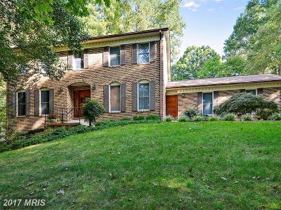 Manassas Single Family Home For Sale: 7024 Bruin Court