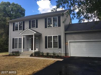 Prince William Single Family Home For Sale: 17681 Rose Hill Circle