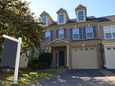 Bristow VA Townhouse For Sale: $404,900