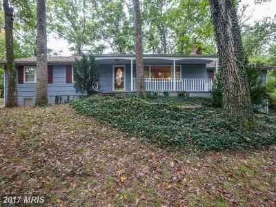 Prince William Single Family Home For Sale: 14913 Owls Nest Road