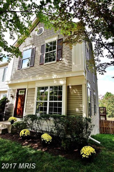 Prince William Townhouse For Sale: 2740 McGuffeys Court