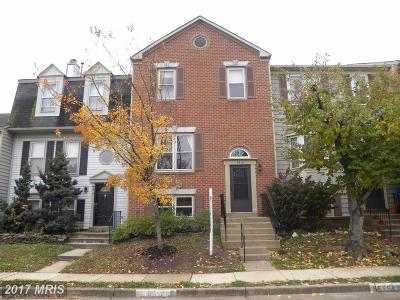 Manassas Townhouse For Sale: 7512 Aruba Court