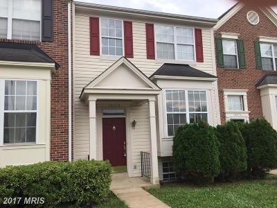 Gainesville Townhouse For Sale: 13573 Filly Court