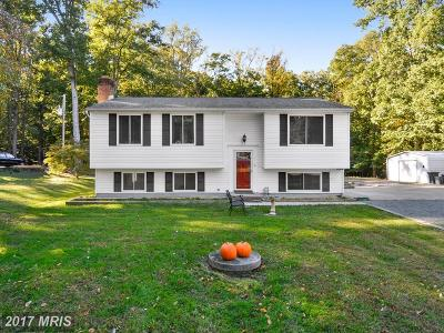 Manassas Single Family Home For Sale: 8970 Westchester Drive