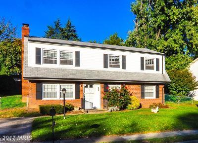 Woodbridge Single Family Home For Sale: 4406 Kentmore Drive