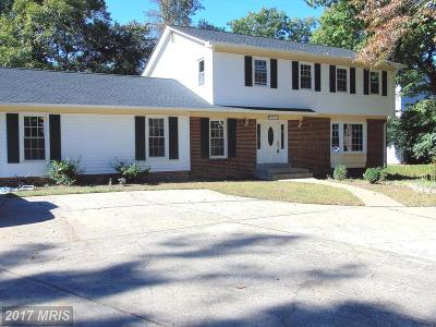 Woodbridge Single Family Home For Sale: 2802 Mintwood Court