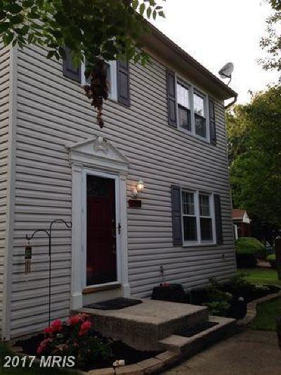 Woodbridge Single Family Home For Sale: 11998 Brice House Court