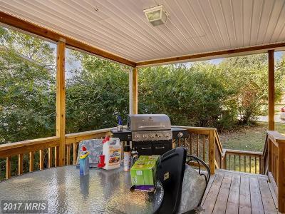 Woodbridge Single Family Home For Sale: 3301 Burleigh Lane