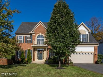 Bristow VA Single Family Home For Sale: $539,900