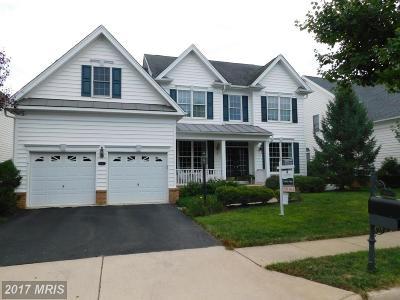 Haymarket VA Single Family Home For Sale: $568,500