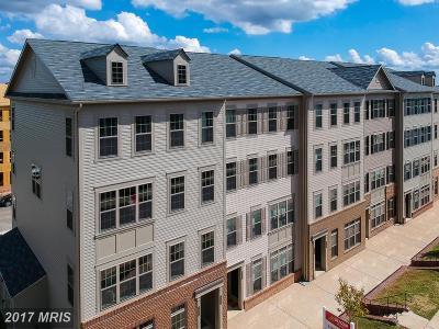 Woodbridge Townhouse For Sale: 14843 Chrysler Court