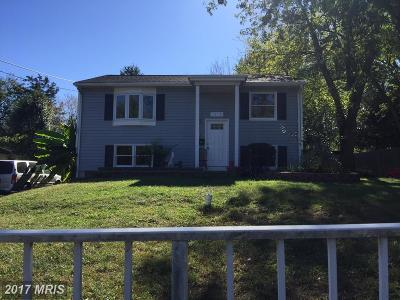 Woodbridge Single Family Home For Sale: 1214 Longview Drive