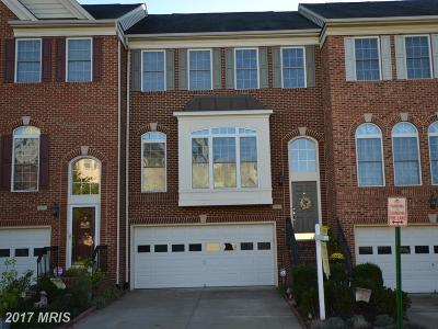 Woodbridge Townhouse For Sale: 2838 Wakewater Way