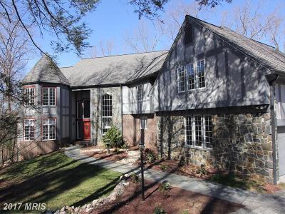 Woodbridge Single Family Home For Sale: 4551 Sunshine Court