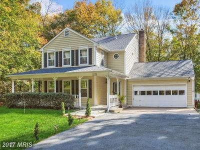 Manassas Single Family Home For Sale: 11933 Falling Creek Drive