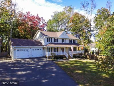 Manassas Single Family Home For Sale: 10316 Lake Jackson Drive