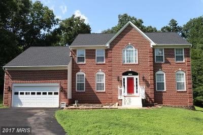 Manassas Single Family Home For Sale: 11501 Albrite Court