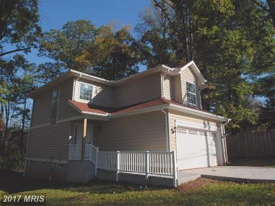 Manassas Single Family Home For Sale: 7442 Boundary Avenue