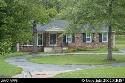 Manassas Single Family Home For Sale: 7606 Pine Street