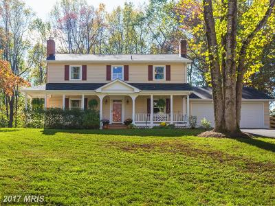 Nokesville Single Family Home For Sale: 9009 Sowder Place