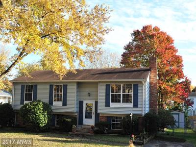 Single Family Home For Sale: 5578 Saint Charles Drive