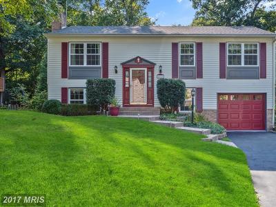 Woodbridge Single Family Home For Sale: 2977 Fox Tail Court