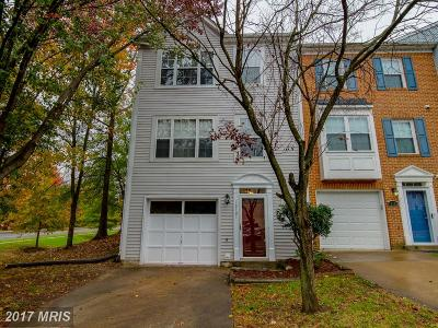 Woodbridge Townhouse For Sale: 16701 Capon Tree Lane
