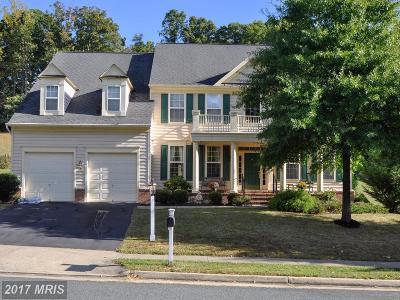 Woodbridge Single Family Home For Sale: 2049 Powells Landing Circle